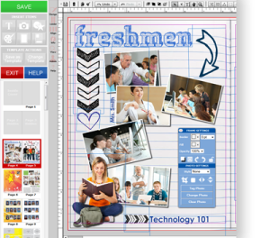 Yearbook Design
